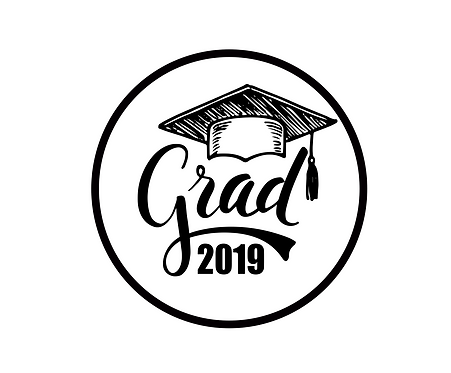 Grad 2019 Package Tag