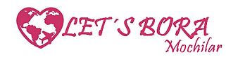 Logo Lets Bora Mochilar (Rosa).png