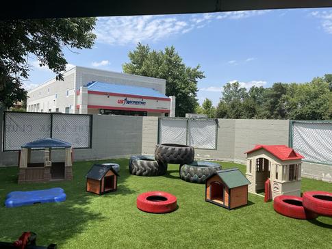 Center Yard