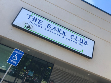 Welcome To The Bark Club