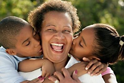 Grandparents Raising Grandchildren, 2012 Grant Recipient