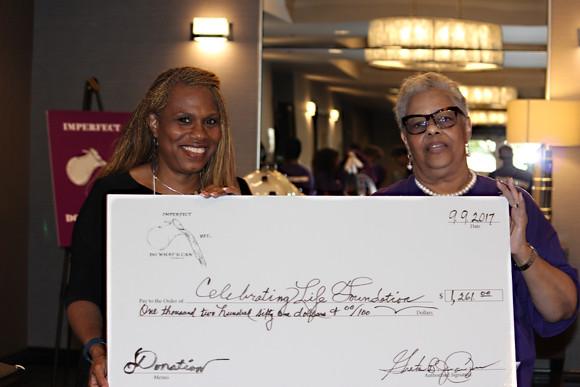 Celebrating Life Foundation, 2017 Grant Recipient
