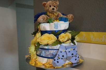 Diaper cake #5