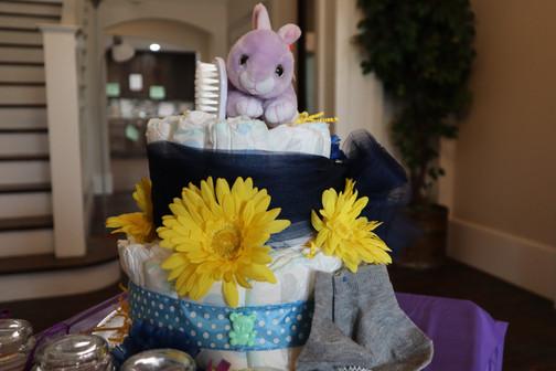 Diaper Cake #1