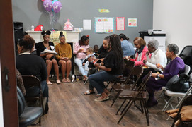 Viola's House Baby Shower 2020