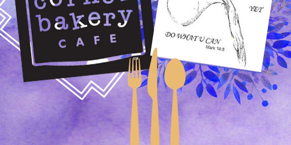 Corner Bakery Cafe Fundraiser