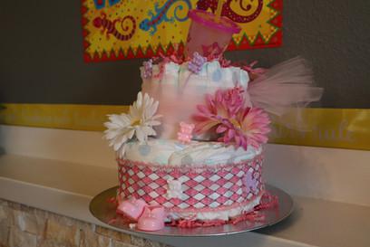 Diaper Cake #4