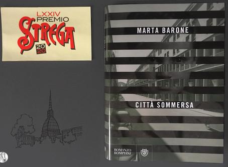 La coerenza dei ricordi. «Città sommersa» di Marta Barone