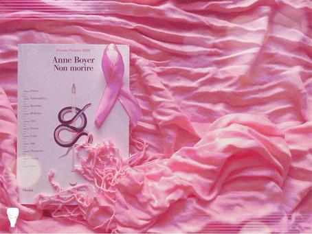 Quanto hai male da 1 a 10? «Non morire» di Anne Boyer