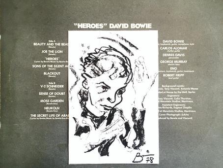 La caduta dell'Impero romano e David Bowie