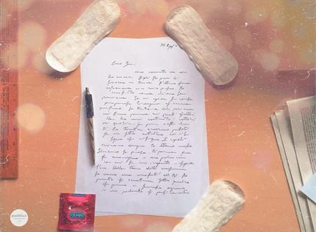 Leonardo scrive a Ben dietro un assorbente con l'IVA al 22%