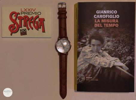 Un romanzo contapassi. «La misura del tempo» di Gianrico Carofiglio