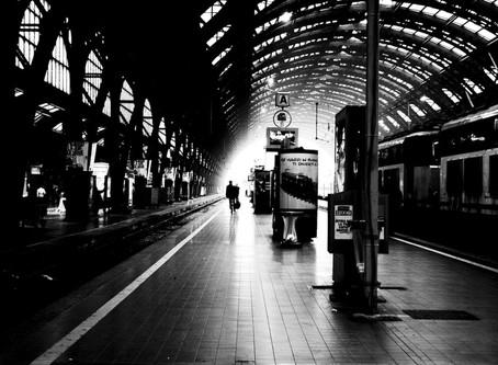 Giocare in stazione centrale