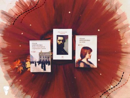3 modi insoliti per dire Dostoevskij