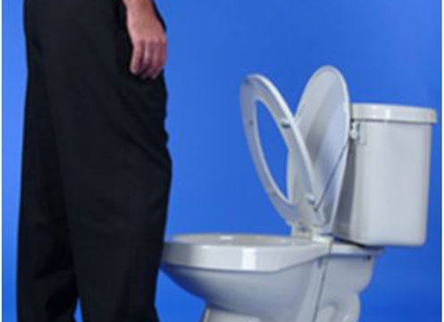 FLIPPER- The most reliable and inexpensive toilet seat lifer