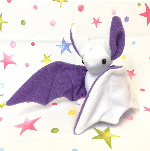 Sognastrello Bianco Viola - FantaPets by Nixie Creations