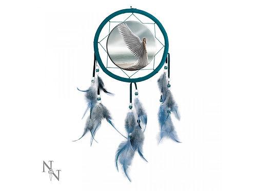 Spirit Guide - Anne Stokes - Acchiappasogni 15cm