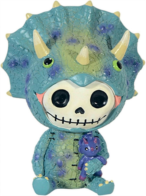 Triceratops - Furrybones by Misaki Sawada