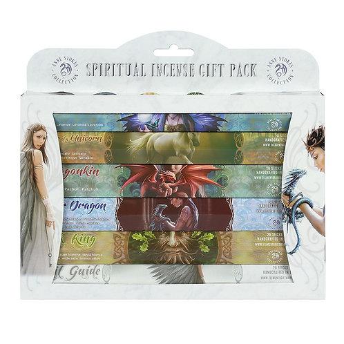 Spiritual by Anne Stokes - Incenso in bastoncini confezione regalo