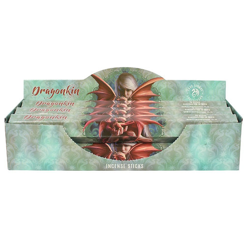 Dragon Kin - Patchouli - Incenso Elements in bastoncini