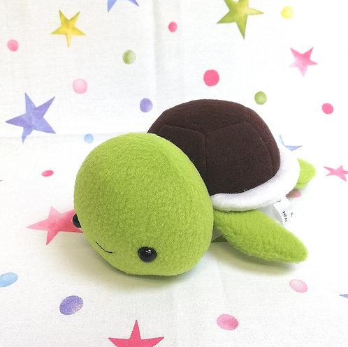 Tortuga Verde Marrone - FantaPets by Nixie Creations