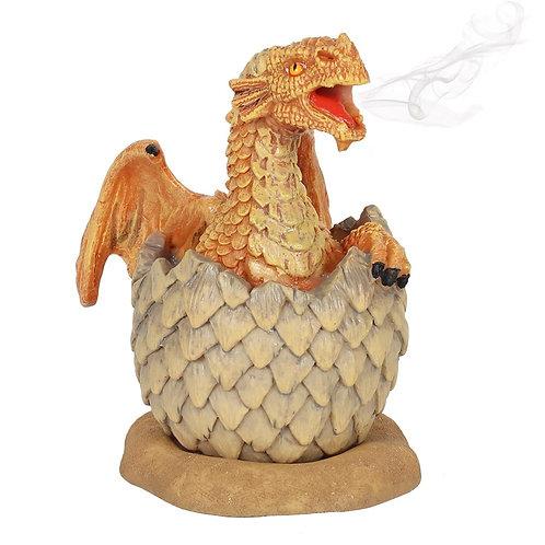 Brucia Incenso per coni - Desert Dragon Hatchling - Anne Stokes