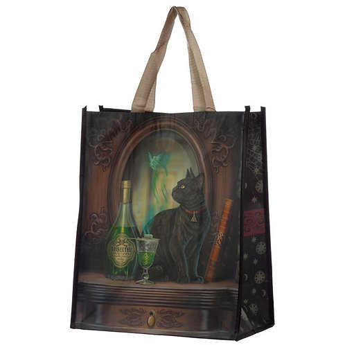 Absinthe - Lisa Parker - Shopper Bag 40x33 cm