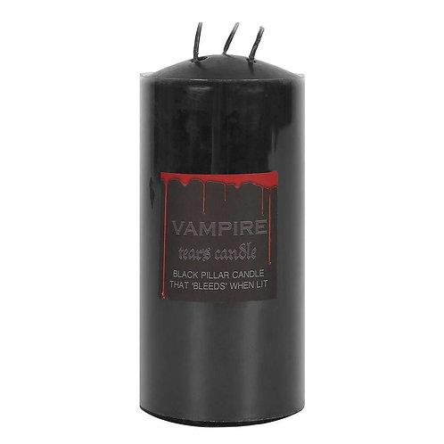 Vampire Tears Pillar Candle 15cm - Candela Vampira Grande