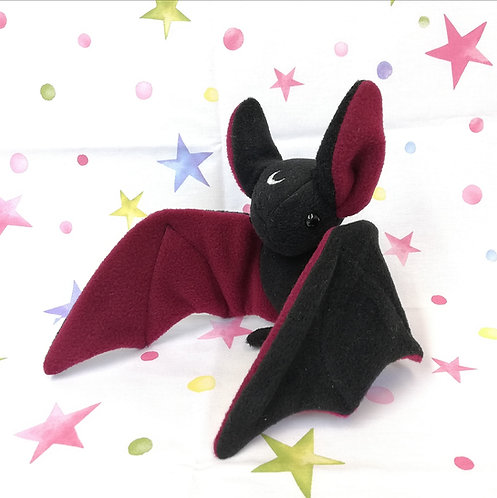 Sognastrello Nero Bordeaux - FantaPets by Nixie Creations