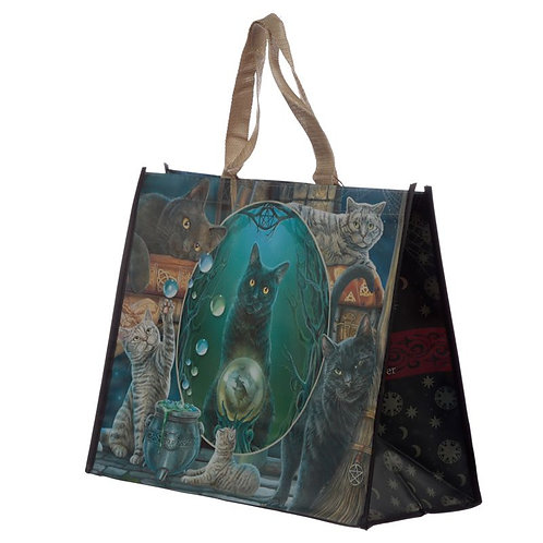 Magic Cat - Lisa Parker - Shopper Bag 33x40 cm