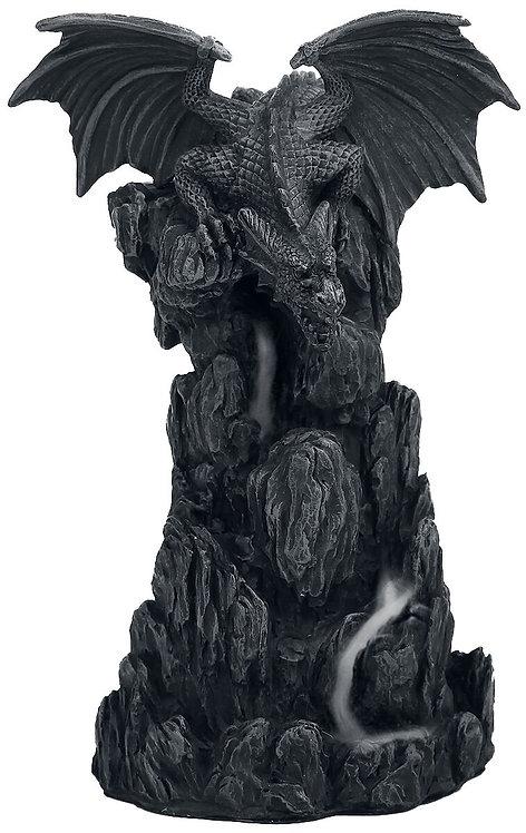 Dragon Incense Tower - Bruciaincenso per coni effetto cascata 20cm