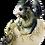 Thumbnail: Drago dei Boschi - Cucciolo nell'uovo Piccolo Tipo B 7cm