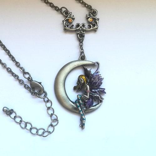 Moon Fairy - Collana Fata della Luna