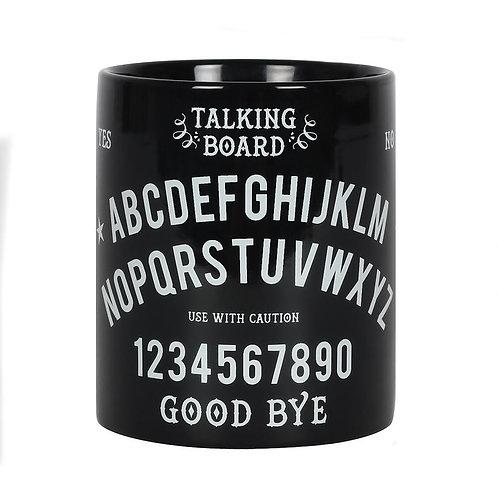 Ouija Board Mug - Tazza con Tavola Ouija