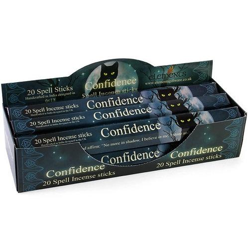Confidence - Incenso magico per la fiducia - Lisa Parker
