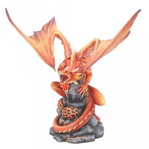 Adult Fire Dragon - Age of Dragons by Anne Stokes 24,5cm