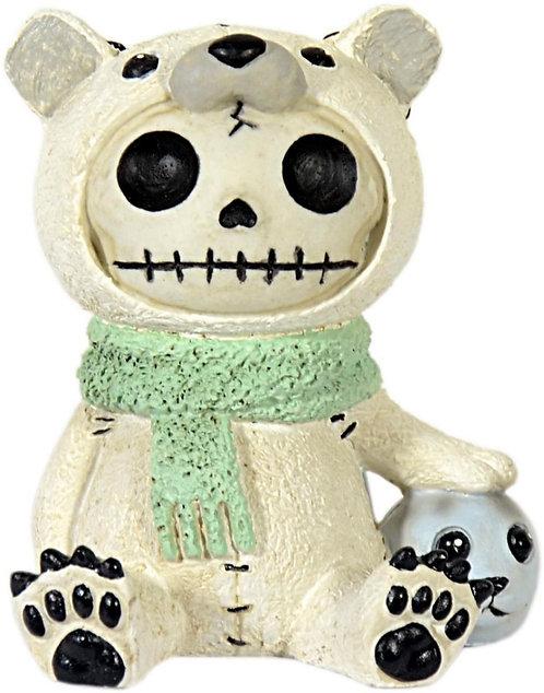 Polar Bear - Furrybones by Misaki Sawada
