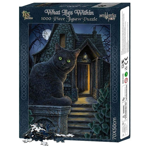 What Lies Within - Lisa Parker - Puzzle 1000pz