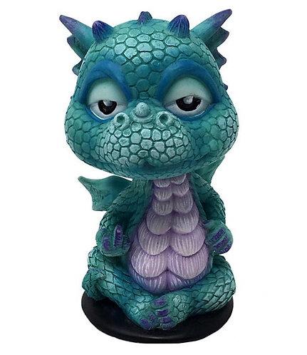 Bobble Head - Kawaii Dragon F**K YOU 10cm