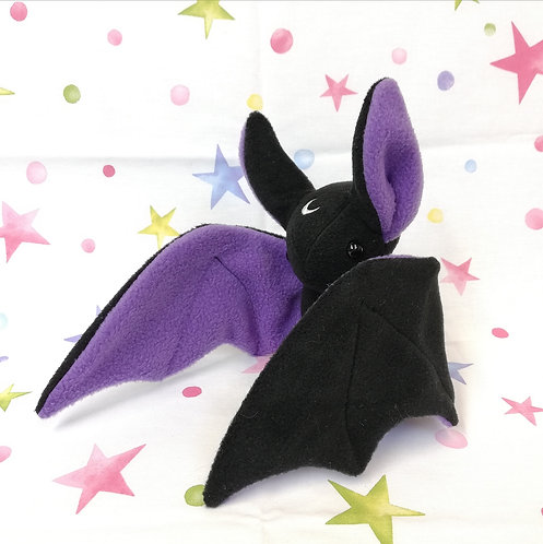 Sognastrello Nero Viola - FantaPets by Nixie Creations