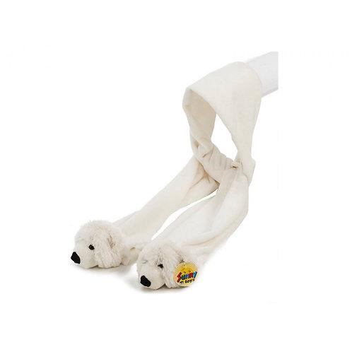 Sciarpa Orso Polare