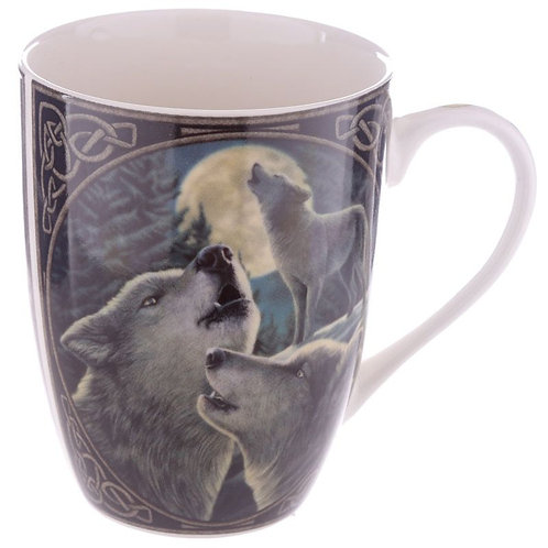 Wolf Song - Lisa Parker - Tazza