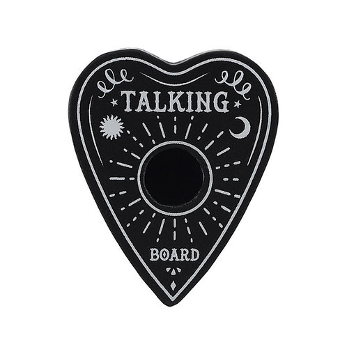 Talking Board Spell Candle Holder - Candelabro per candele magiche