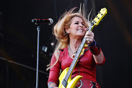 LITA FORD interview