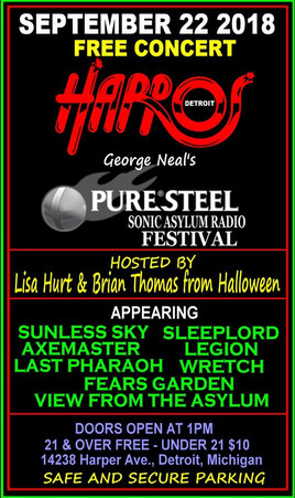 PURE STEEL FEST SEPTEMBER 2018