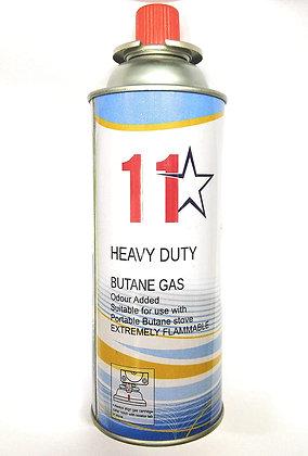 11 STAR BUTANE GAS