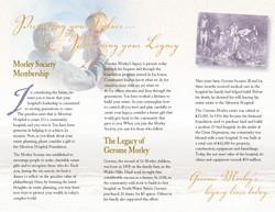 Morley Society Brochure