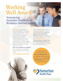 Samaritan Health ad