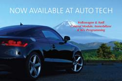 Auto Tech Postcard