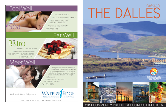 2011 Dalles Chamber Directory